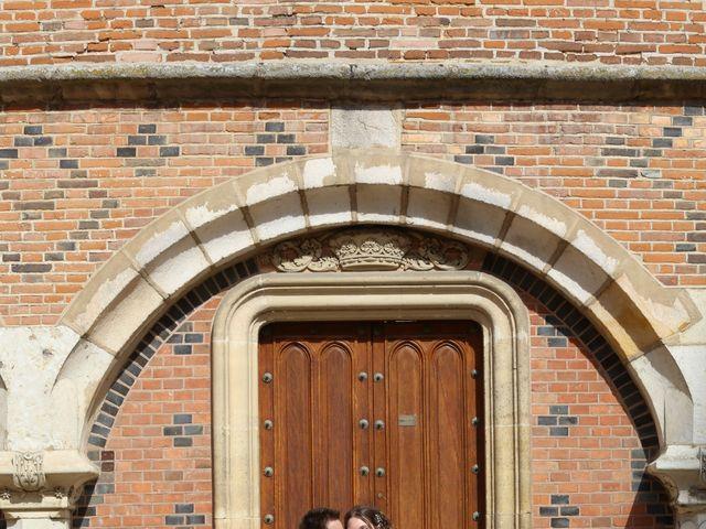 Le mariage de Sylvain et Lise à Maintenon, Eure-et-Loir 11
