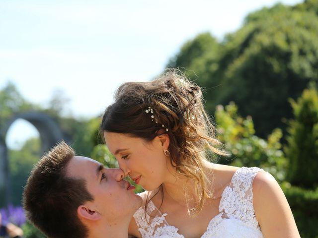 Le mariage de Sylvain et Lise à Maintenon, Eure-et-Loir 12