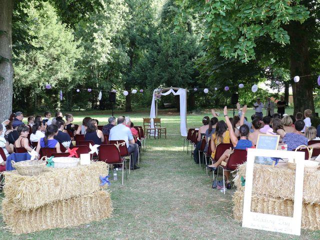 Le mariage de Sylvain et Lise à Maintenon, Eure-et-Loir 16