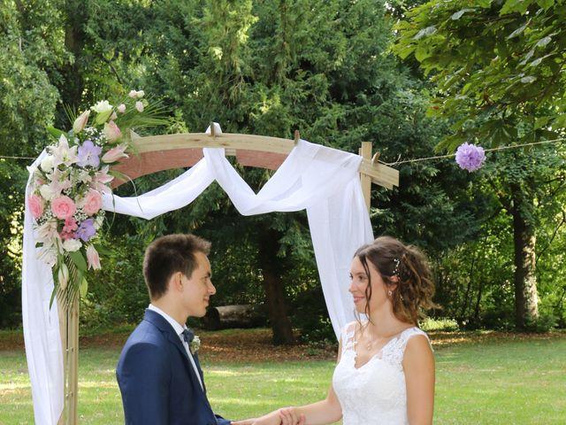 Le mariage de Sylvain et Lise à Maintenon, Eure-et-Loir 17