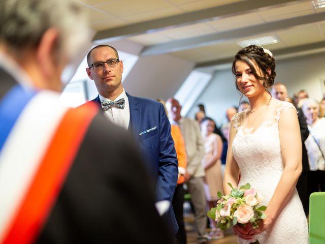 Le mariage de Jean-Luc et Lucie à Saint-Sauveur, Oise 2