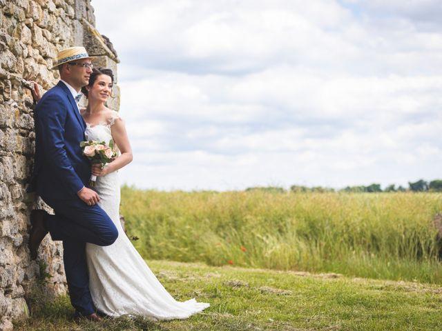 Le mariage de Jean-Luc et Lucie à Saint-Sauveur, Oise 6