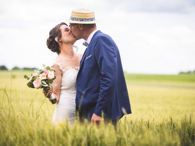 Le mariage de Jean-Luc et Lucie à Saint-Sauveur, Oise 8