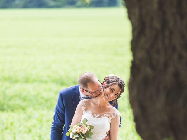 Le mariage de Jean-Luc et Lucie à Saint-Sauveur, Oise 10