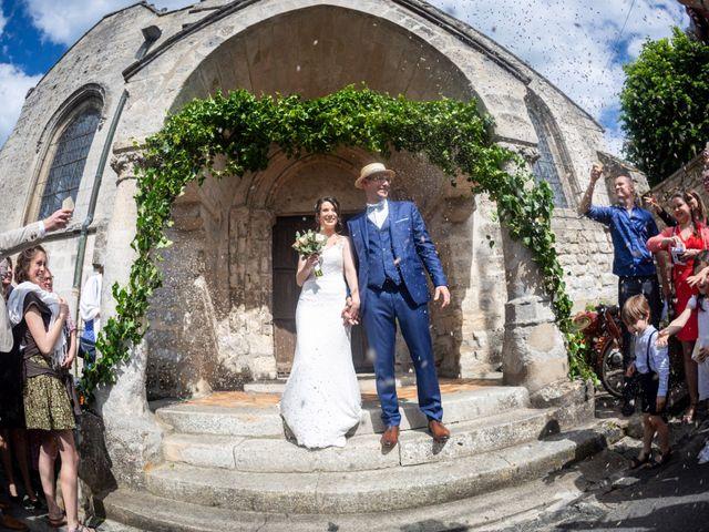 Le mariage de Jean-Luc et Lucie à Saint-Sauveur, Oise 12
