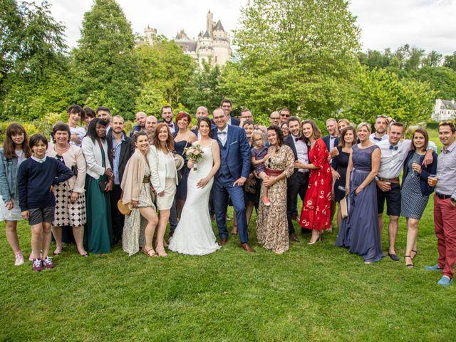 Le mariage de Jean-Luc et Lucie à Saint-Sauveur, Oise 15