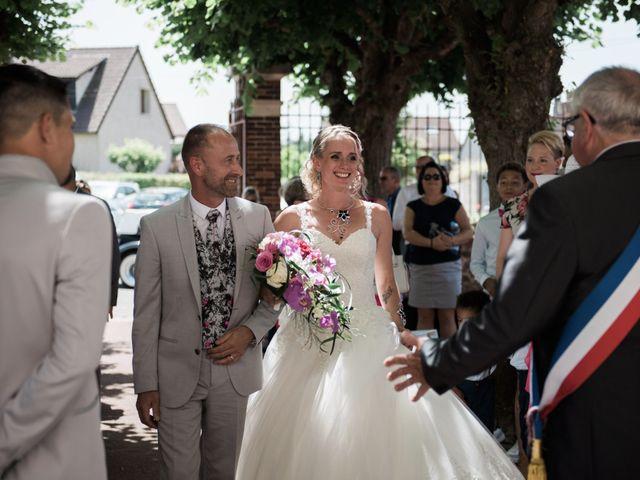 Le mariage de Cyrille et Laëtitia à Gallardon, Eure-et-Loir 28
