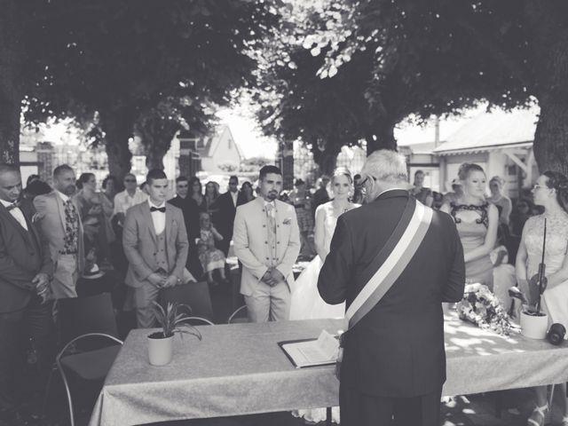 Le mariage de Cyrille et Laëtitia à Gallardon, Eure-et-Loir 32
