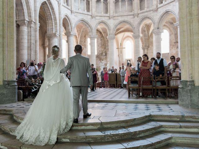 Le mariage de Cyrille et Laëtitia à Gallardon, Eure-et-Loir 39