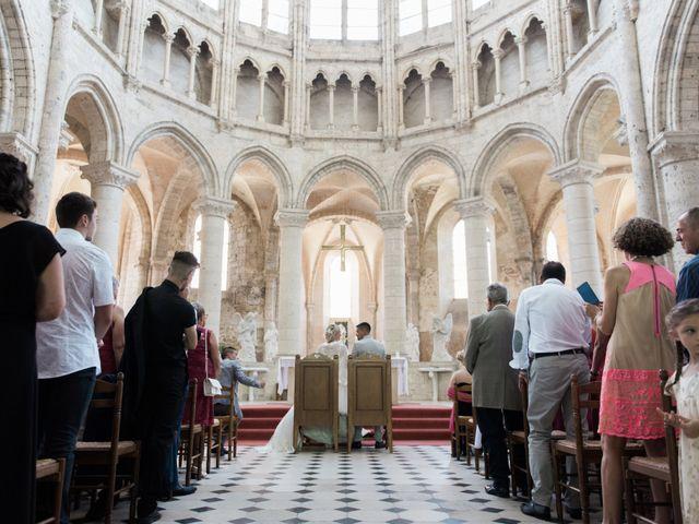 Le mariage de Cyrille et Laëtitia à Gallardon, Eure-et-Loir 42