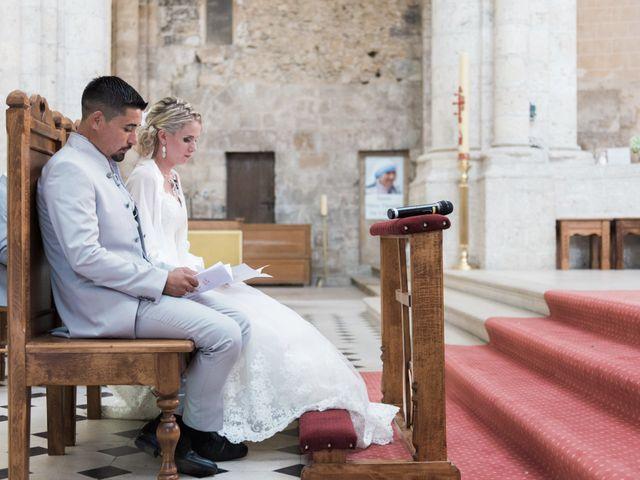 Le mariage de Cyrille et Laëtitia à Gallardon, Eure-et-Loir 43