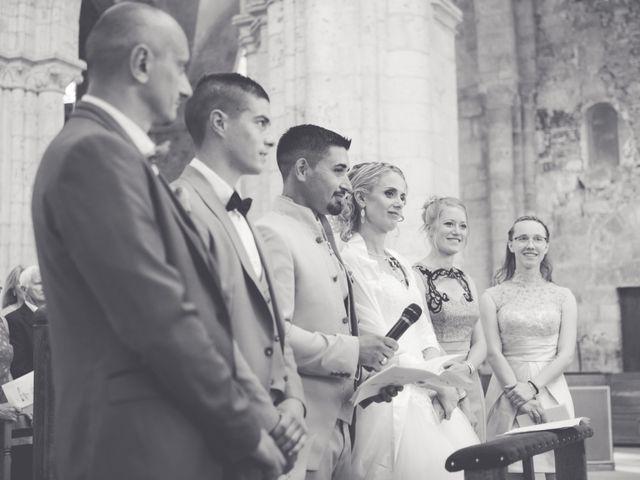 Le mariage de Cyrille et Laëtitia à Gallardon, Eure-et-Loir 48