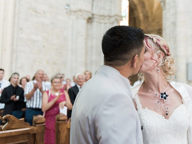Le mariage de Cyrille et Laëtitia à Gallardon, Eure-et-Loir 50