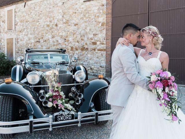 Le mariage de Cyrille et Laëtitia à Gallardon, Eure-et-Loir 74
