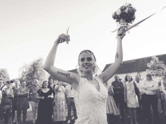 Le mariage de Cyrille et Laëtitia à Gallardon, Eure-et-Loir 90