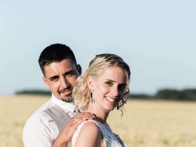Le mariage de Cyrille et Laëtitia à Gallardon, Eure-et-Loir 93