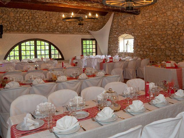 Le mariage de Thomas et Audrey à Ventabren, Bouches-du-Rhône 1