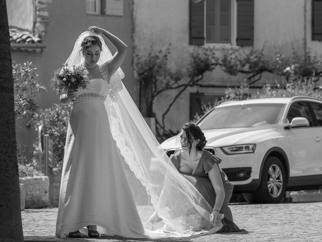 Le mariage de Thomas et Audrey à Ventabren, Bouches-du-Rhône 15