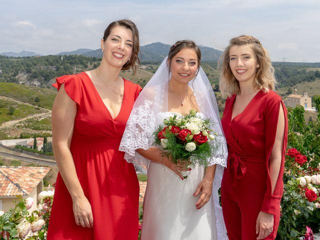 Le mariage de Thomas et Audrey à Ventabren, Bouches-du-Rhône 20