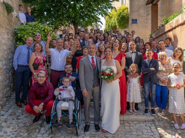 Le mariage de Thomas et Audrey à Ventabren, Bouches-du-Rhône 21