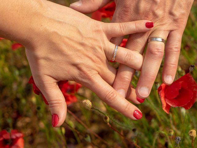 Le mariage de Thomas et Audrey à Ventabren, Bouches-du-Rhône 27