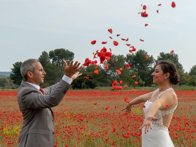 Le mariage de Thomas et Audrey à Ventabren, Bouches-du-Rhône 28