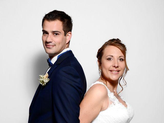 Le mariage de François et Alexandra à Amareins Francheleins Ces, Ain 4