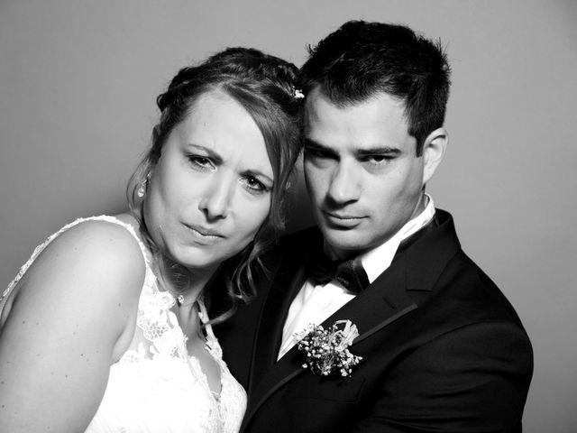 Le mariage de François et Alexandra à Amareins Francheleins Ces, Ain 8