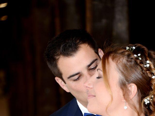 Le mariage de François et Alexandra à Amareins Francheleins Ces, Ain 15