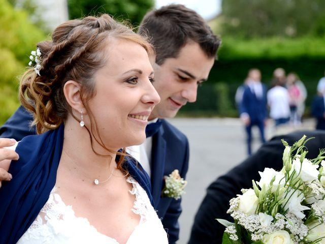 Le mariage de François et Alexandra à Amareins Francheleins Ces, Ain 18