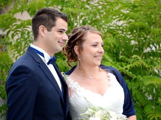 Le mariage de François et Alexandra à Amareins Francheleins Ces, Ain 19