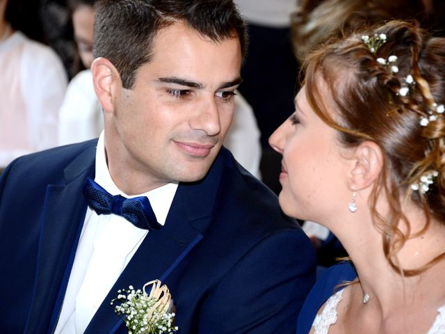 Le mariage de François et Alexandra à Amareins Francheleins Ces, Ain 21