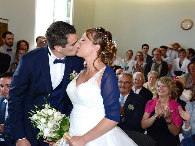 Le mariage de François et Alexandra à Amareins Francheleins Ces, Ain 24