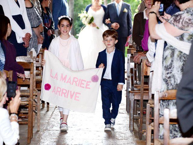 Le mariage de François et Alexandra à Amareins Francheleins Ces, Ain 26