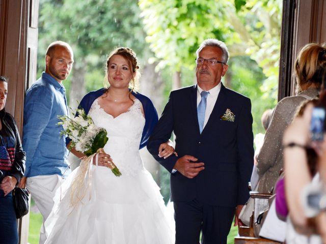 Le mariage de François et Alexandra à Amareins Francheleins Ces, Ain 27