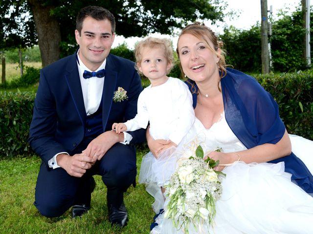 Le mariage de François et Alexandra à Amareins Francheleins Ces, Ain 36