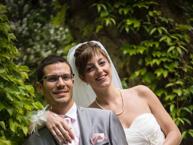Le mariage de Adrien et Elise à Esvres, Indre-et-Loire 6