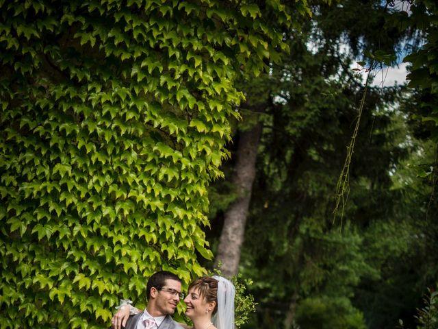 Le mariage de Adrien et Elise à Esvres, Indre-et-Loire 8