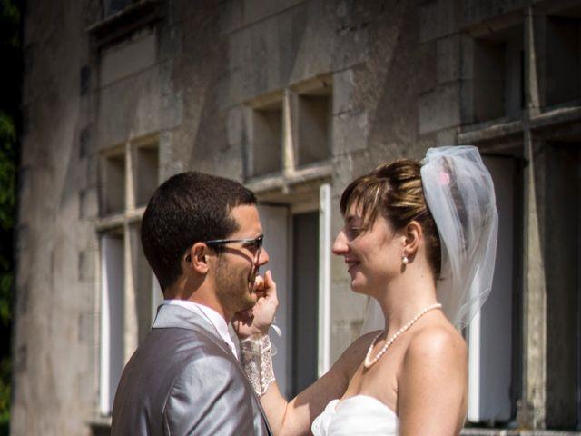 Le mariage de Adrien et Elise à Esvres, Indre-et-Loire 9