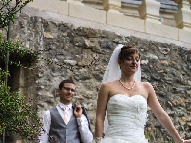 Le mariage de Adrien et Elise à Esvres, Indre-et-Loire 10