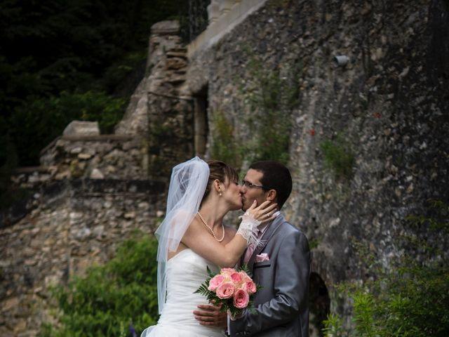 Le mariage de Adrien et Elise à Esvres, Indre-et-Loire 12