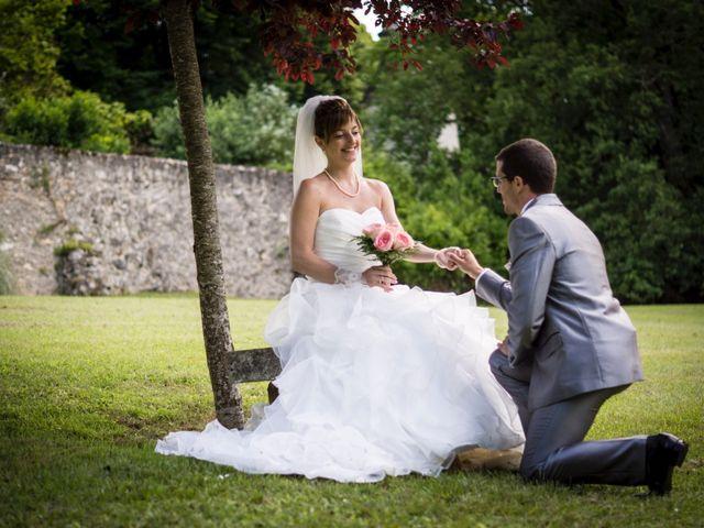 Le mariage de Adrien et Elise à Esvres, Indre-et-Loire 1