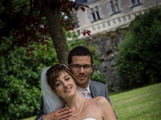Le mariage de Adrien et Elise à Esvres, Indre-et-Loire 14