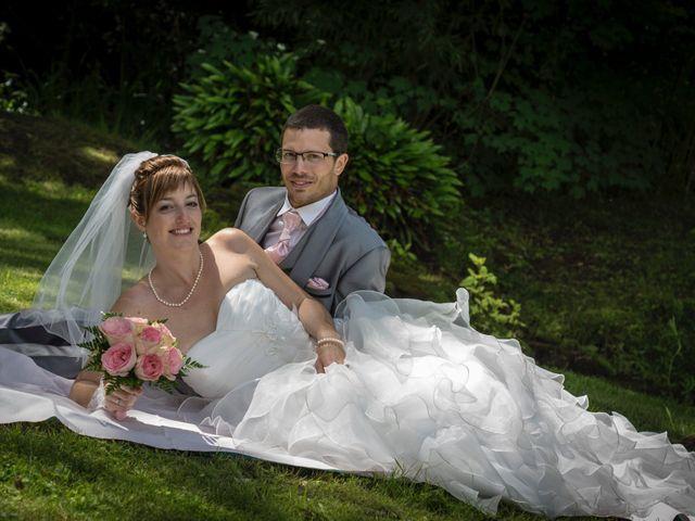 Le mariage de Adrien et Elise à Esvres, Indre-et-Loire 16