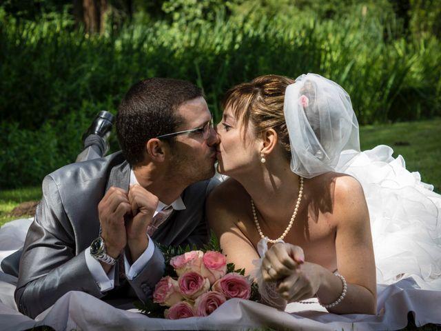 Le mariage de Adrien et Elise à Esvres, Indre-et-Loire 17