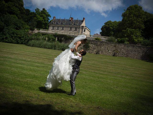 Le mariage de Adrien et Elise à Esvres, Indre-et-Loire 20