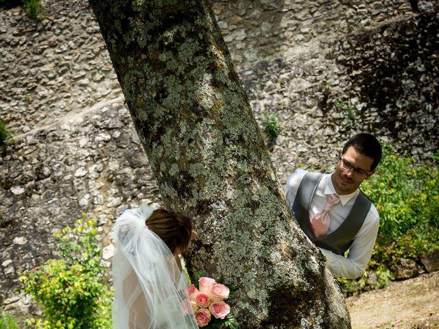 Le mariage de Adrien et Elise à Esvres, Indre-et-Loire 21