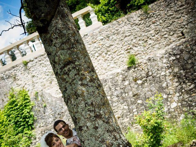 Le mariage de Adrien et Elise à Esvres, Indre-et-Loire 22
