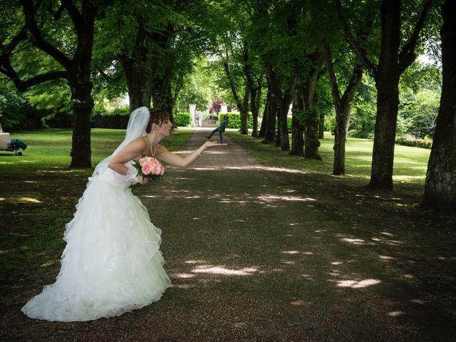 Le mariage de Adrien et Elise à Esvres, Indre-et-Loire 23