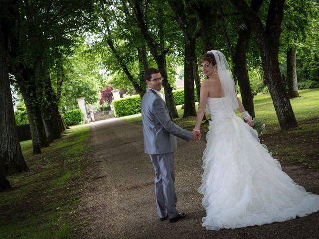 Le mariage de Adrien et Elise à Esvres, Indre-et-Loire 25